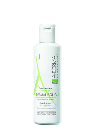 Picture of A-DERMA DERMALIBOUR PJENUŠAVI GEL 250 ML