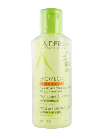 Picture of A-DERMA EXOMEGA GEL 2U1 200 ML