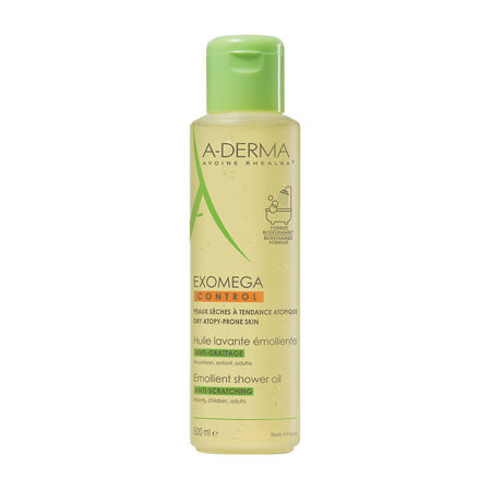 Picture of A-DERMA EXOMEGA ULJE ZA TUŠIRANJE 500 ML