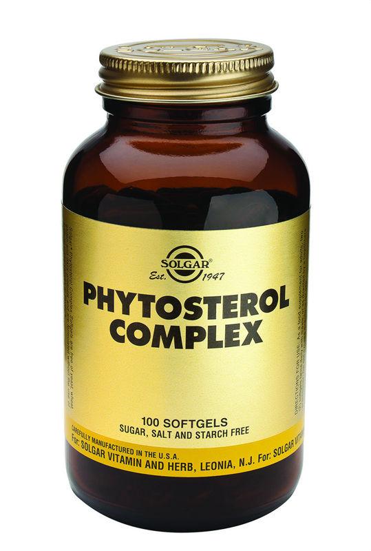 Picture of SOLGAR PHYTOSTEROL COMPLEX  KAPSULE 100 KOM