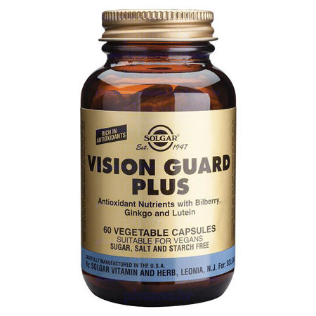 Picture of SOLGAR VISION GUARD PLUS KAPSULE 60 KOM