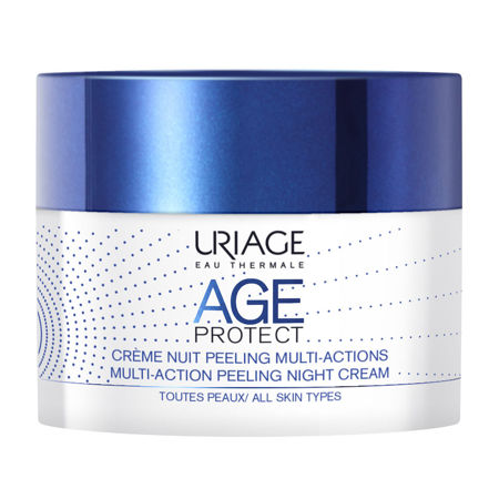 Picture of URIAGE AGE PROTECT PEELING NOĆ KREMA 50 ML