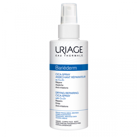 Picture of URIAGE BARIEDERM CICA SPREJ CU-ZN 100ML