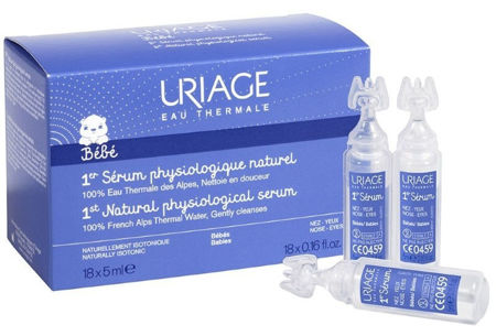 Picture of URIAGE ISOPHY AMP. ZA NOS I OČI 18X5ML