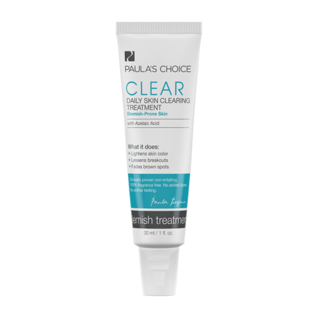 Picture of PAULA'S CHOICE CLEAR DAILY SKIN CLEARING TREATMENT AZELAIC ACID + BHA 30ML