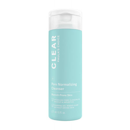 Picture of PAULA'S CHOICE CLEAR PORE NORMALIZING CLEANSER 177ML