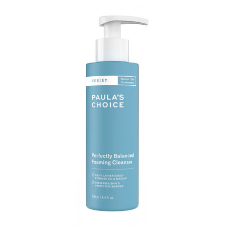 Picture of PAULA'S CHOICE RESIST PERFECTLY BALANCED FOAMING CLEANSER 190ML