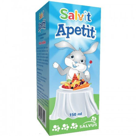 Picture of SALVIT APETIT SIRUP 150 ML