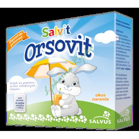 Picture of SALVIT ORSOVIT PRAŠAK 6X6,25 G