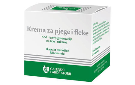 Picture of KREMA ZA PJEGE I FLEKE 50 ML