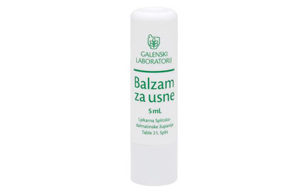 Picture of GALENSKI LABORATORIJ BALZAM ZA USNE 5 ML GLS