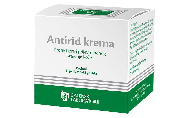 Picture of GALENSKI LABORATORIJ ANTIRID KREMA PROTIV BORA 30 ML