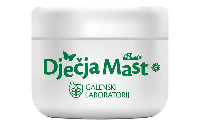 Picture of GALENSKI LABORATORIJ DJEČJA MAST 100 ML
