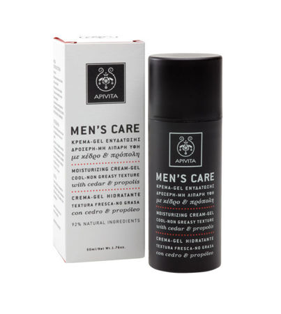 Picture of APIVITA  MEN HIDRATANTNA  GEL KREMA 50 ML