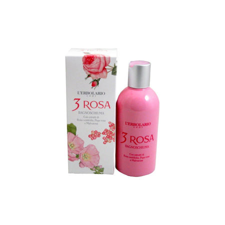 Picture of L'ERBOLARIO 3 ROSA KUPELJ 250ML