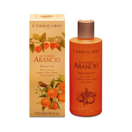 Picture of L'ERBOLARIO ARANCIO KUPKA 250 ML