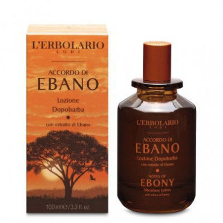 Picture of L'ERBOLARIO ACCORDO DI EBANO LOSION POSLIJE BRIJANJA 100 ML