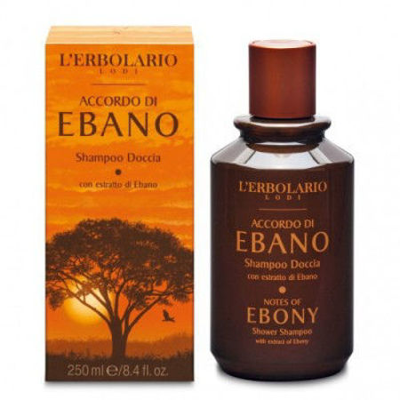 Picture of L'ERBOLARIO ACCORDO DI EBANO ŠAMPON ZA TUŠIRANJE 250 ML