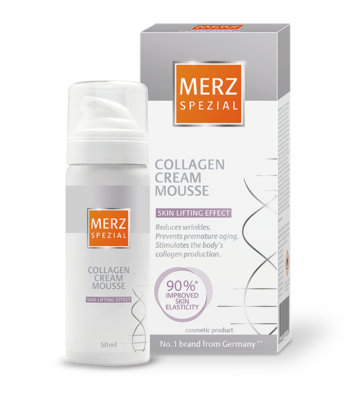 Picture of MERZ SPEC COLLAGEN CREAM MOUSSE 50ML