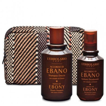 Picture of L'ERBOLARIO SET ACCORDO DI EBANO ŠAMPON 250ML + DEO LOSION 100ML