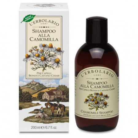 Picture of L'ERBOLARIO ŠAMPON OD KAMILICE 200 ML