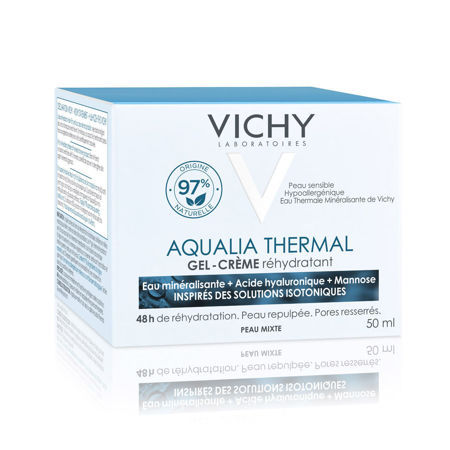 Picture of VICHY AQUALIA GEL-KREMA ZA HIDRATACIJU KOŽE 50 ML