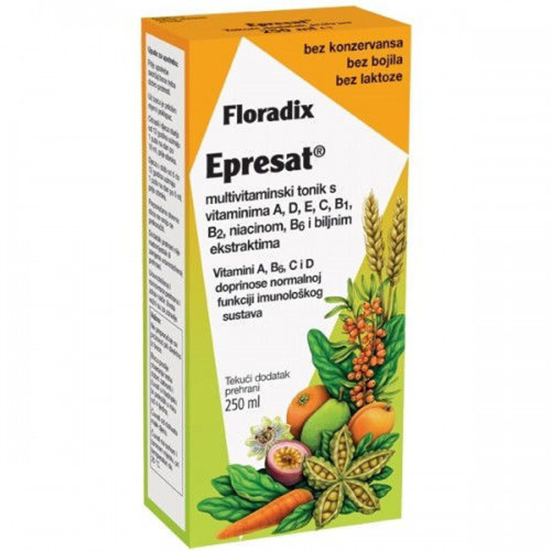 Picture of FLORADIX EPRESAT SIRUP 250 ML
