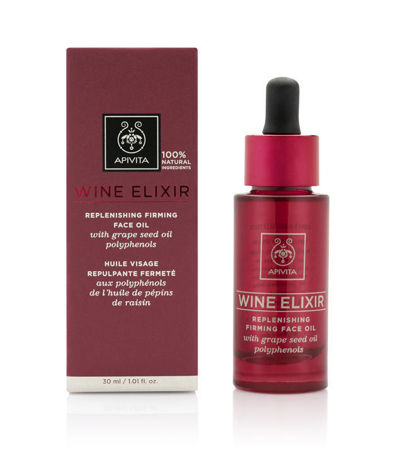 Picture of APIVITA  WINE ELIKSIR ULJE ZA LICE 30 ML