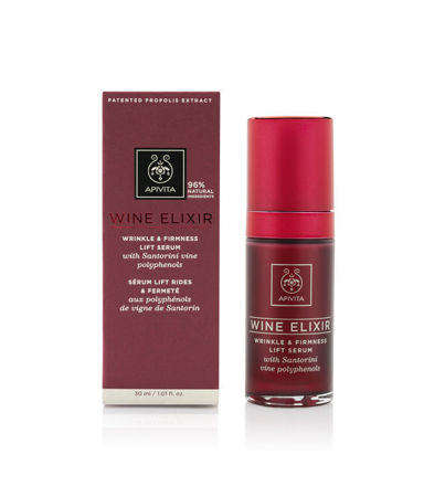 Picture of APIVITA WINE ELIXIR SERUM PROTIV BORA  30ML