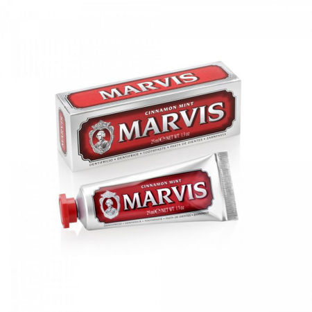 Picture of MARVIS ZUBNA PASTA CINNAMON MINI 25 ML