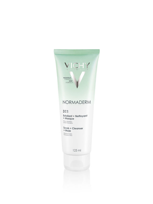 Picture of VICHY NORMADERM NJEGA 3U1 125ML