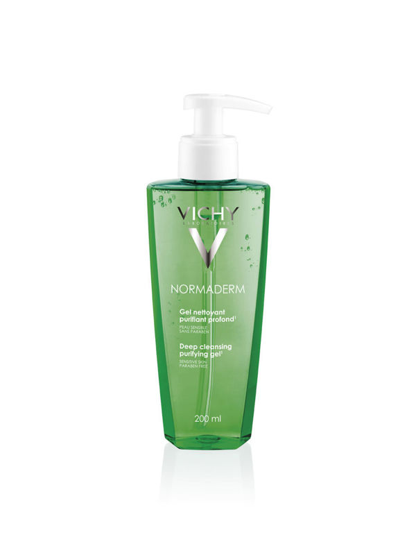 Picture of VICHY NORMADERM PHYTOSOLUTION GEL ZA ČIŠĆENJE 400ML
