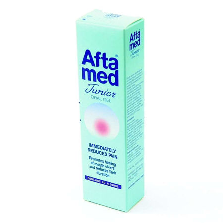 Picture of AFTAMED JUNIOR GEL 15 ML