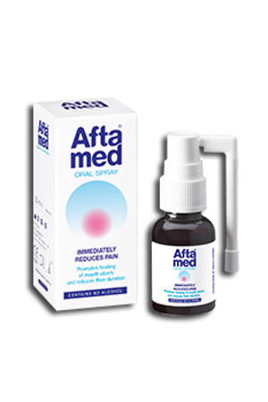Picture of AFTAMED SPRAY 20 ML