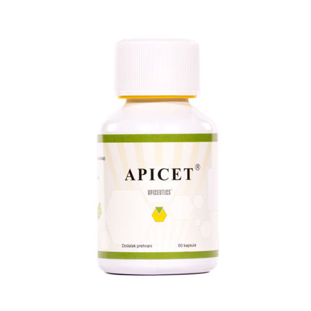 Picture of APICET KAPSULE 60 KOM
