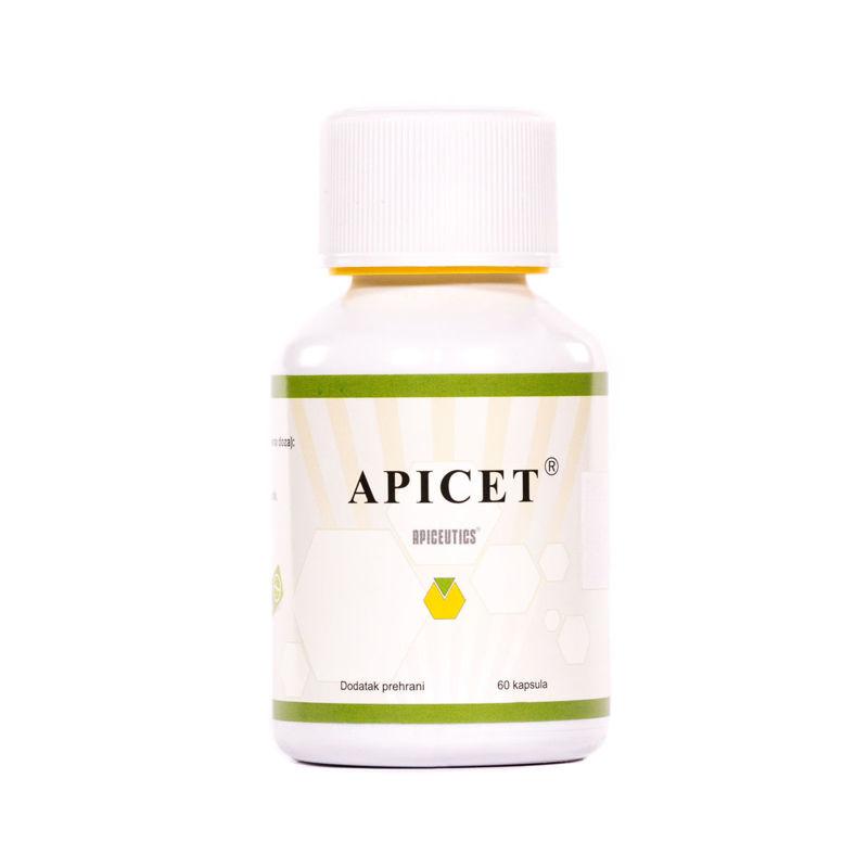 Picture of APICET KAPSULE 60 KOM