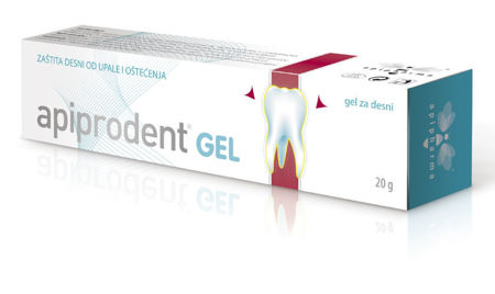 Picture of APIPRODENT GEL ZA DESNI 20 G