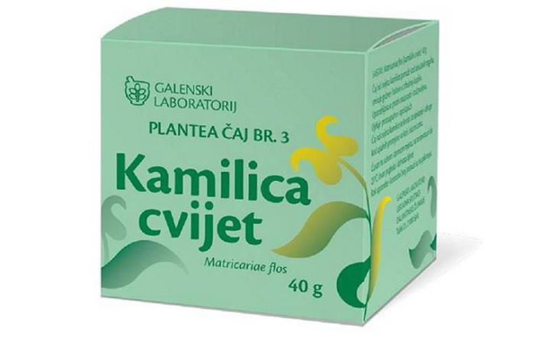 Picture of GALENSKI LABORATORIJ ČAJ KAMILICA 40 G GLS