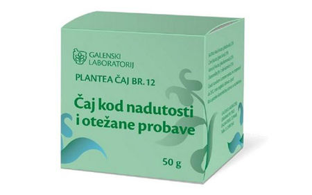 Picture of GALENSKI LABORATORIJ ČAJ KOD NADUTOSTI I OTEŽANE PROBAVE 50 G