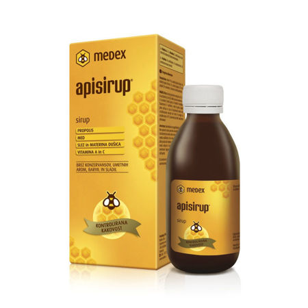 Picture of MEDEX APISIRUP 140 ML