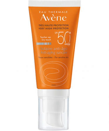 Picture of AVENE SUN ANTI-AGING KREMA SPF 50 50 ML