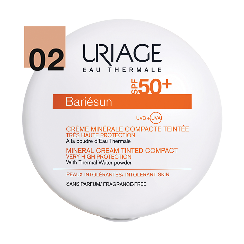 Picture of URIAGE BARIESUN SPF-50 MINERALNI PUDER DOREE