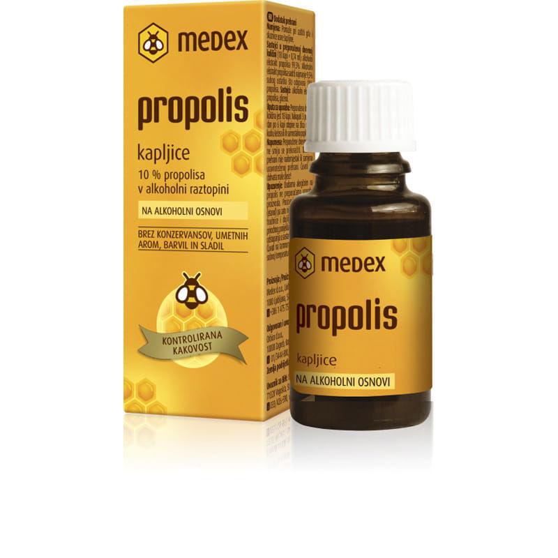 Picture of MEDEX PROPOLIS KAPI 15 ML
