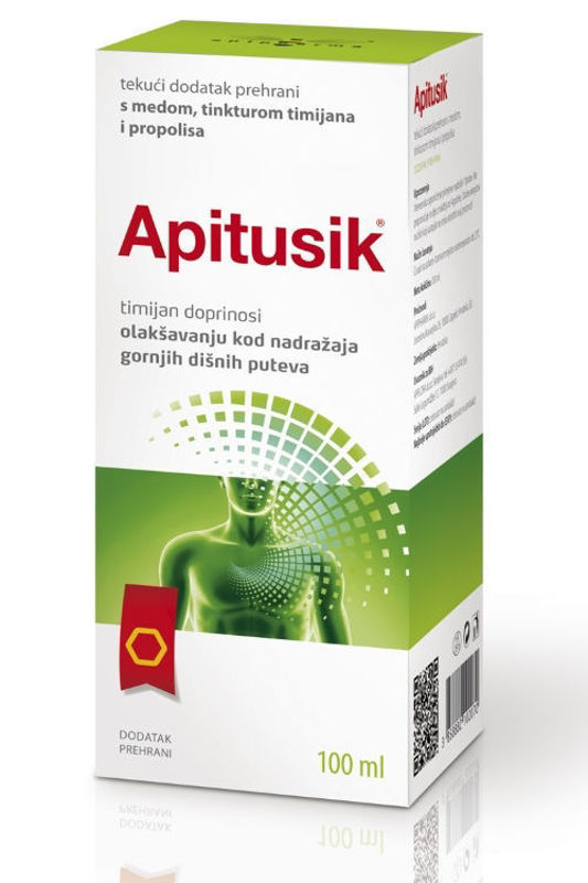 Picture of APITUSIK TEKUĆI DODATAK PREHRANI 100 ML