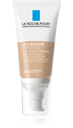 Picture of LA ROCHE POSAY TOLERIANE SENSITIVE TEINT MEDIUM KREMA 50 ML