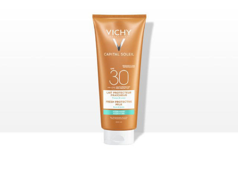 Picture of VICHY CAPITAL SOLEIL MLIJEKO SPF-30 OBITELJSKO 300ML