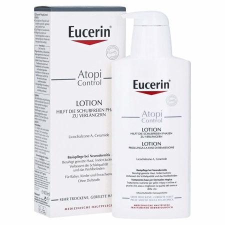 Picture of EUCERIN 63172 AtopiControl LOSION  400 ML