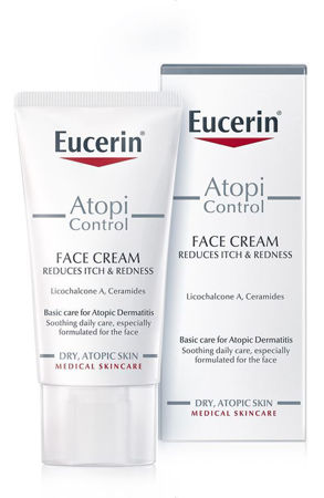 Picture of EUCERIN 63363 AtopiControl KREMA ZA LICE 75 ML