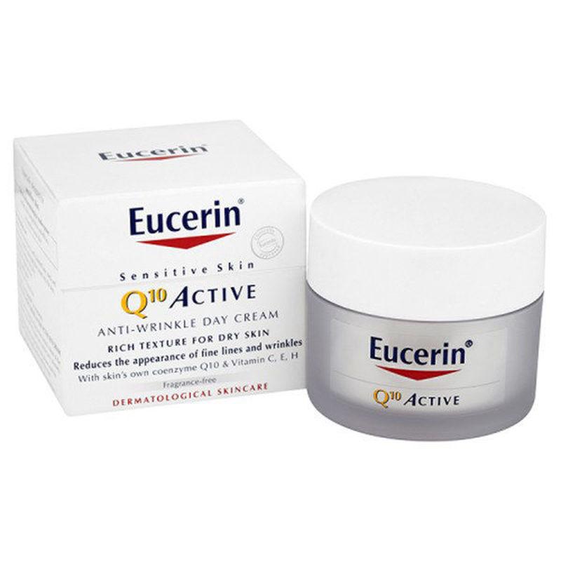 Picture of EUCERIN 63413 Q10 ACTIVE DNEVNA KREMA  50ML