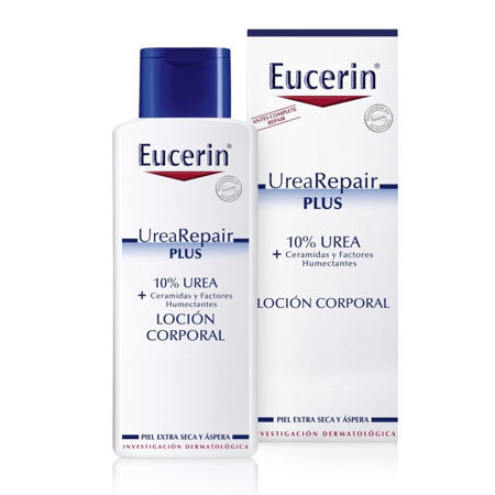 Picture of EUCERIN 69617 UreaRepair PLUS LOSION ZA TIJELO SA 10% UREJE 250ML